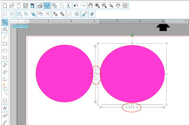 circles look like oval on tumblers mugs glasses, silhouette studio silhouette cameo tutorials