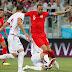 Kane faz dois e garante vitória da Inglaterra sobre a Tunísia