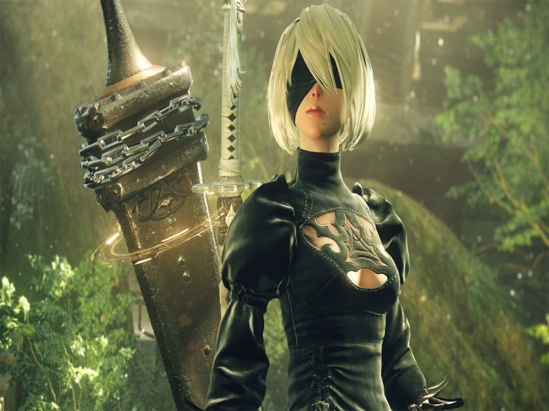 NieR Automata PC Game Free Download