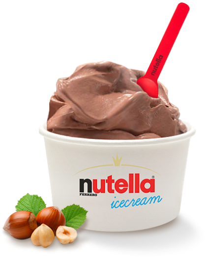 Nutella Icecream