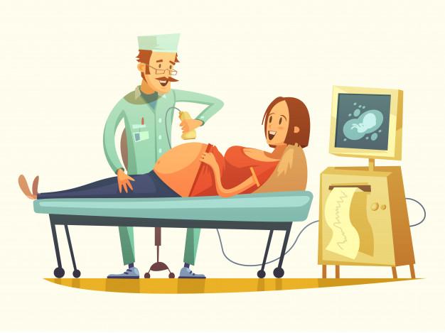 Ketahui Penyebab Kondisi Janin 6 Bulan Jarang Bergerak