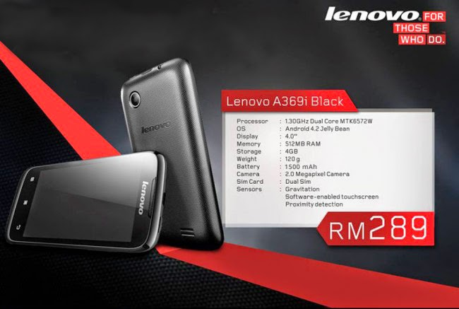 Flash Lenovo A369i