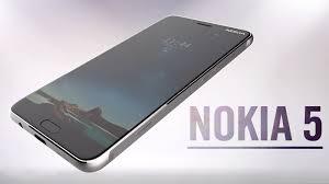 سعر ومواصفات موبايل نوكيا 5 الجديد Nokia 5   2017
