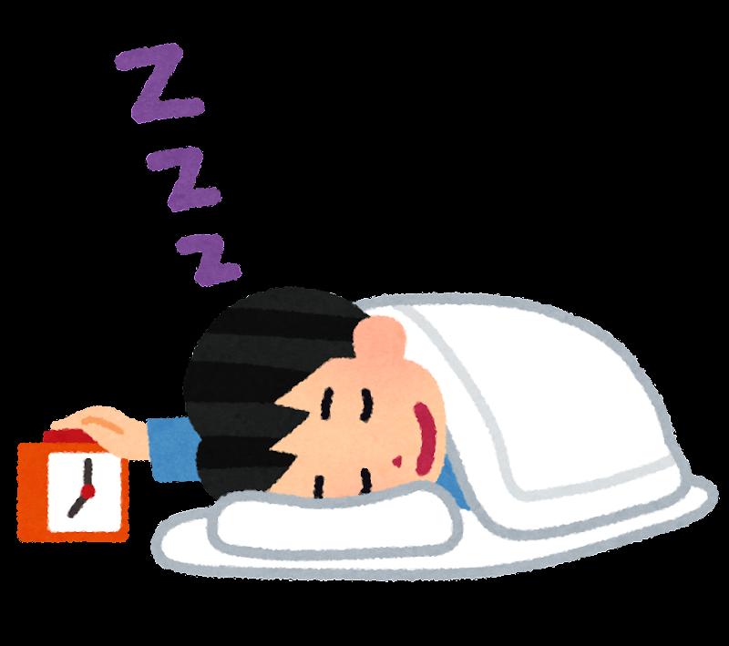 「二度寝」の画像検索結果