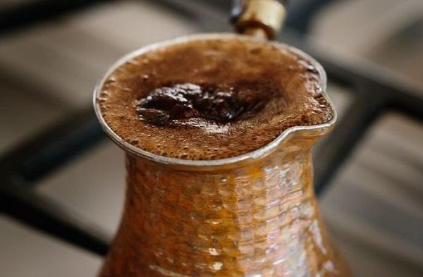 How to make Turkish coffee Bosch