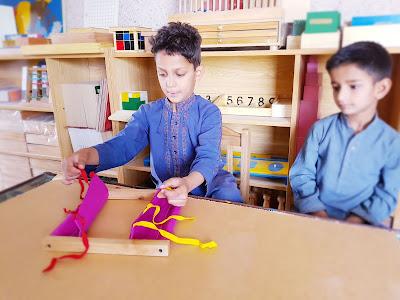 Montessori Education Practical Life