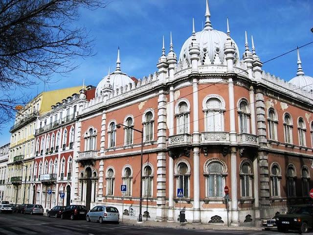 Embaixada em Príncipe Real