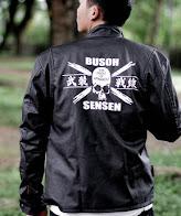 limited shoping a6 jaket kulit sintetis