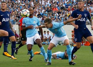 Persiapan Nonton Live Streaming Tottenham vs Manchester City di Rumah