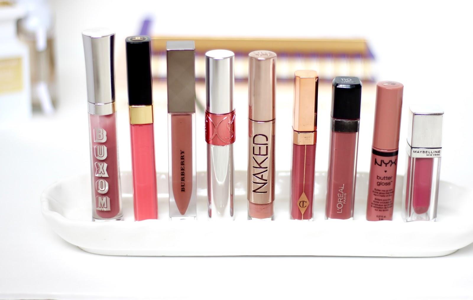 Neutral lipgloss