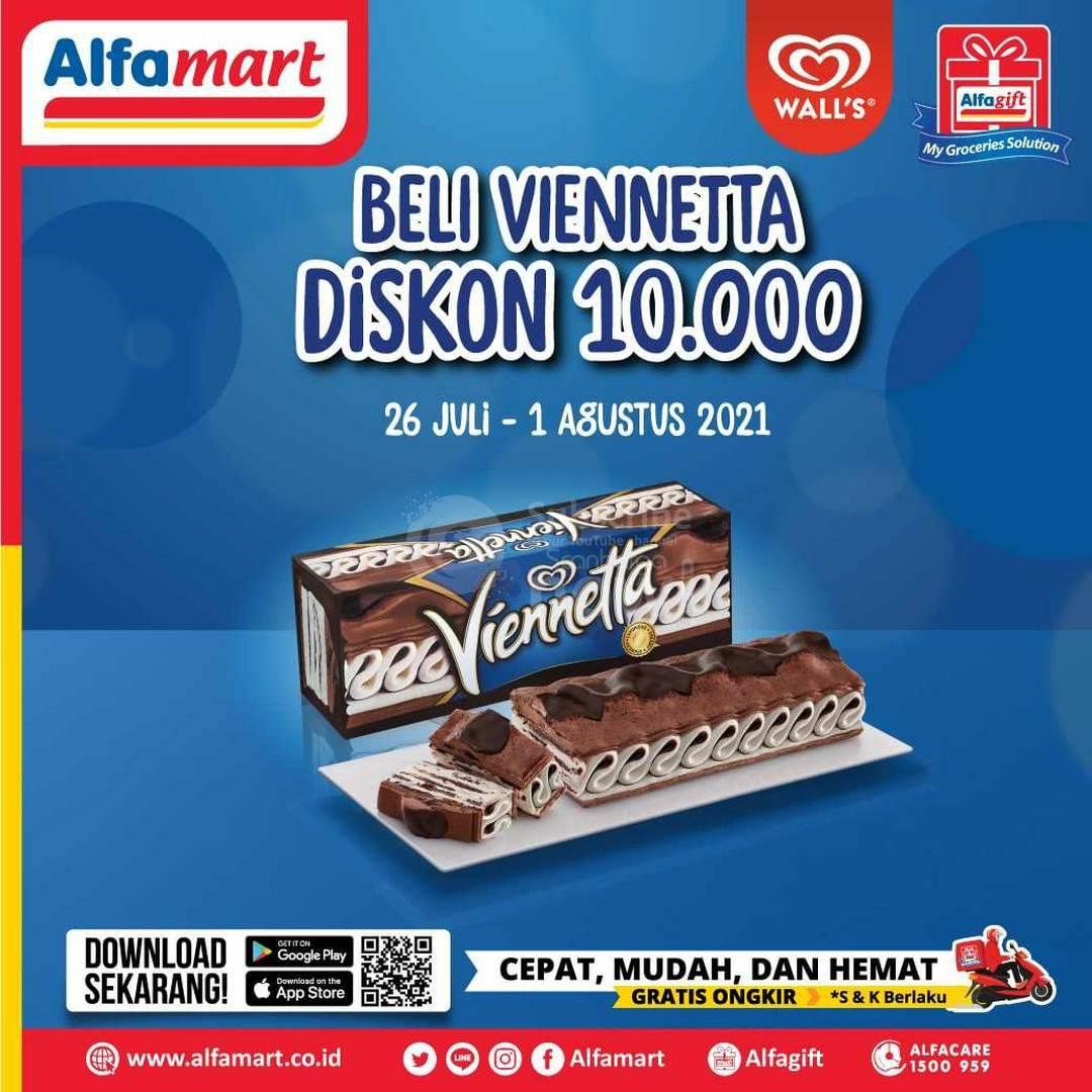 Harga Promo Viennetta Walls Di Alfamart DISKON Rp. 10.000