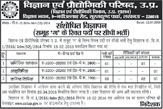 UP Group C Recruitment 2016, Sarkari Naukari 2.5 Lakh Jobs