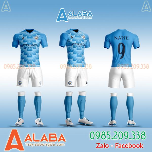 Áo Man City may theo yêu cầu mã ALB MC02