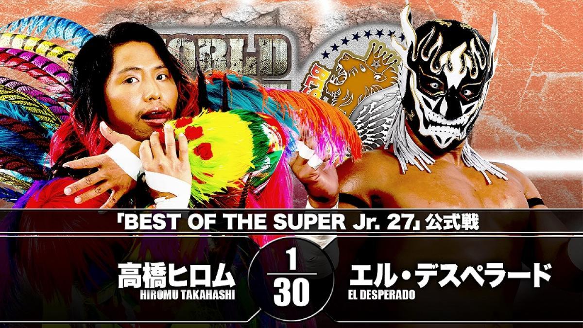 Cobertura: NJPW Best Of The Super Juniors – Day 2 – É tudo questão de tempo!