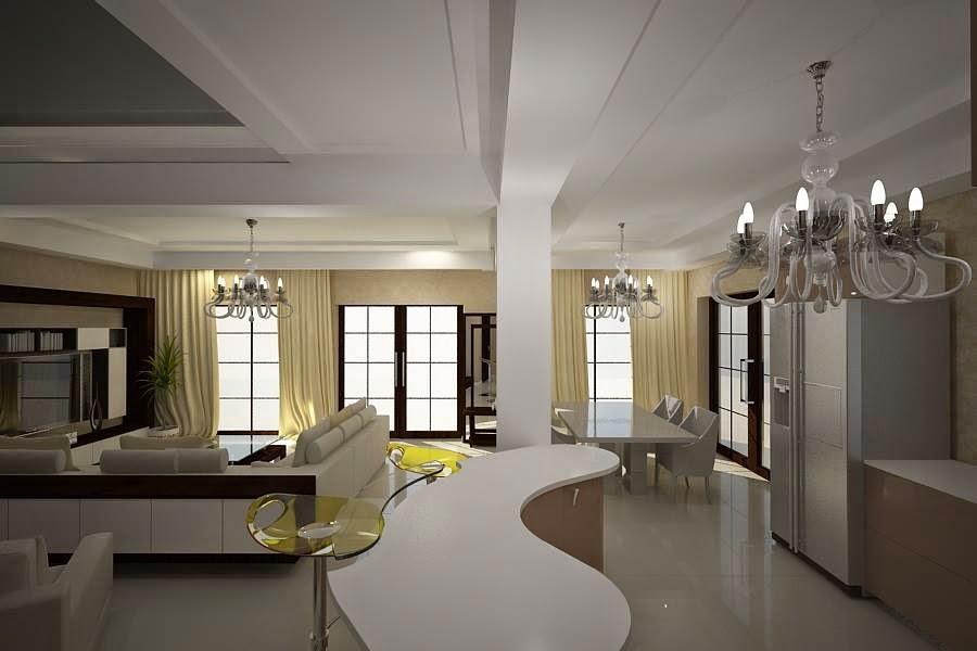 design interior bucatarie casa Constanta