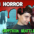 Is PG-13 HORROR Killing the Genre? |  Crypticon Seattle Horror Convention (2015)