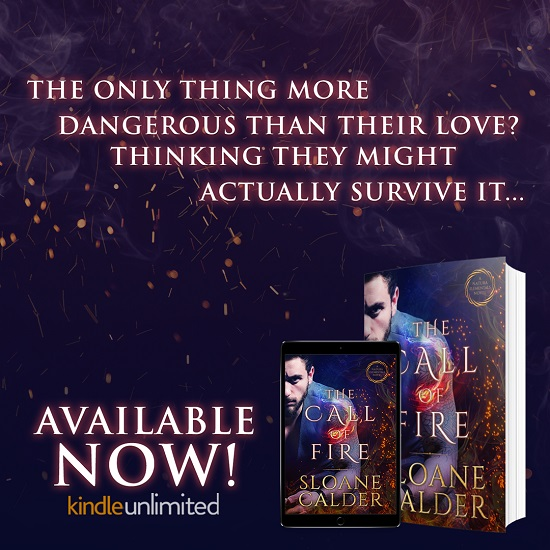 The only thing more dangerous than their love? Thinking they might actually survive it...
