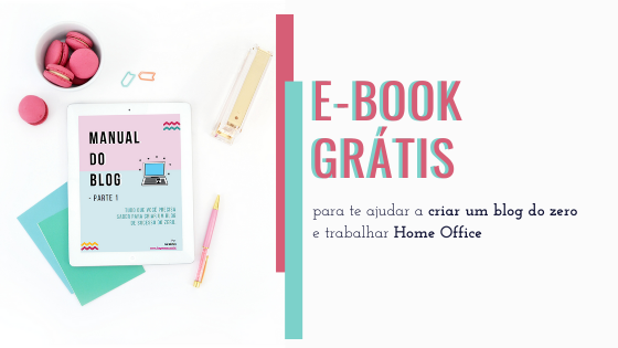 ebook gratis criar blog home office
