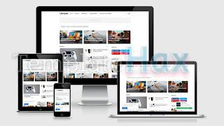 LiteSpot v2.0 Premium Magazine Blogger Template