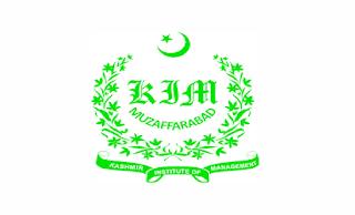 Kashmir Institute Of Management Muzaffarabad Jobs 2021 in Pakistan