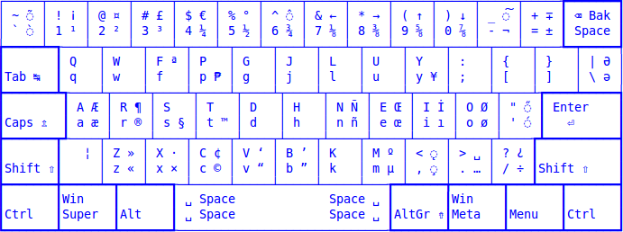 Philippines Unicode Keyboard Layout for Windows is Out!