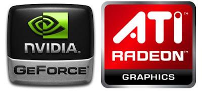ATI Radeon dan NVidia