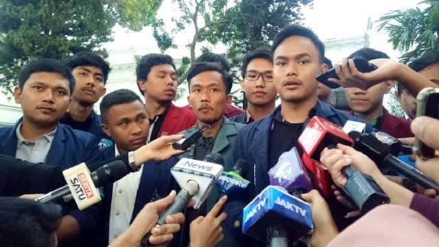 Mahasiswa Beri Deadline 14 Oktober soal Perppu KPK atau Akan Demo Lagi