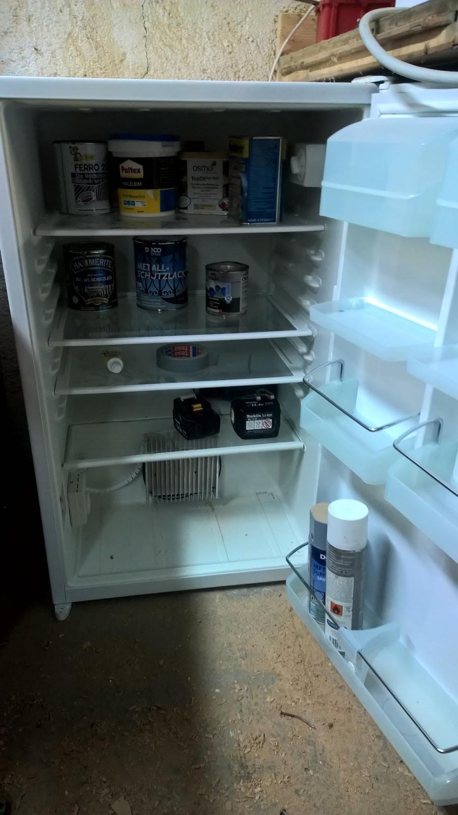 Kühlschrank Für Kalte Räume : holz und metall ein heimwerkerblog w rmeschrank f r ~ Michelbontemps.com Haus und Dekorationen