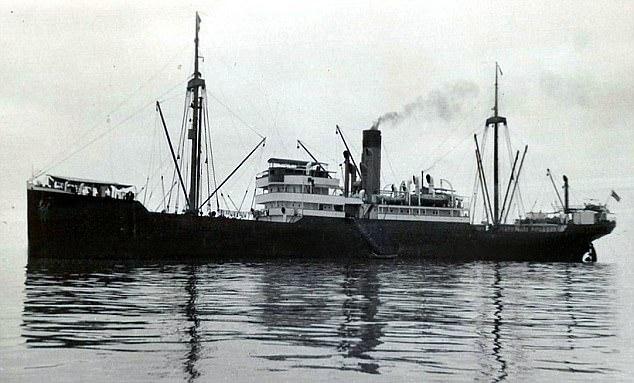 SS Porta worldwartwodaily.filminspector.com