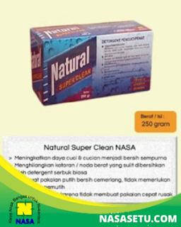 super clean nasa