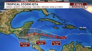 Storm Iota