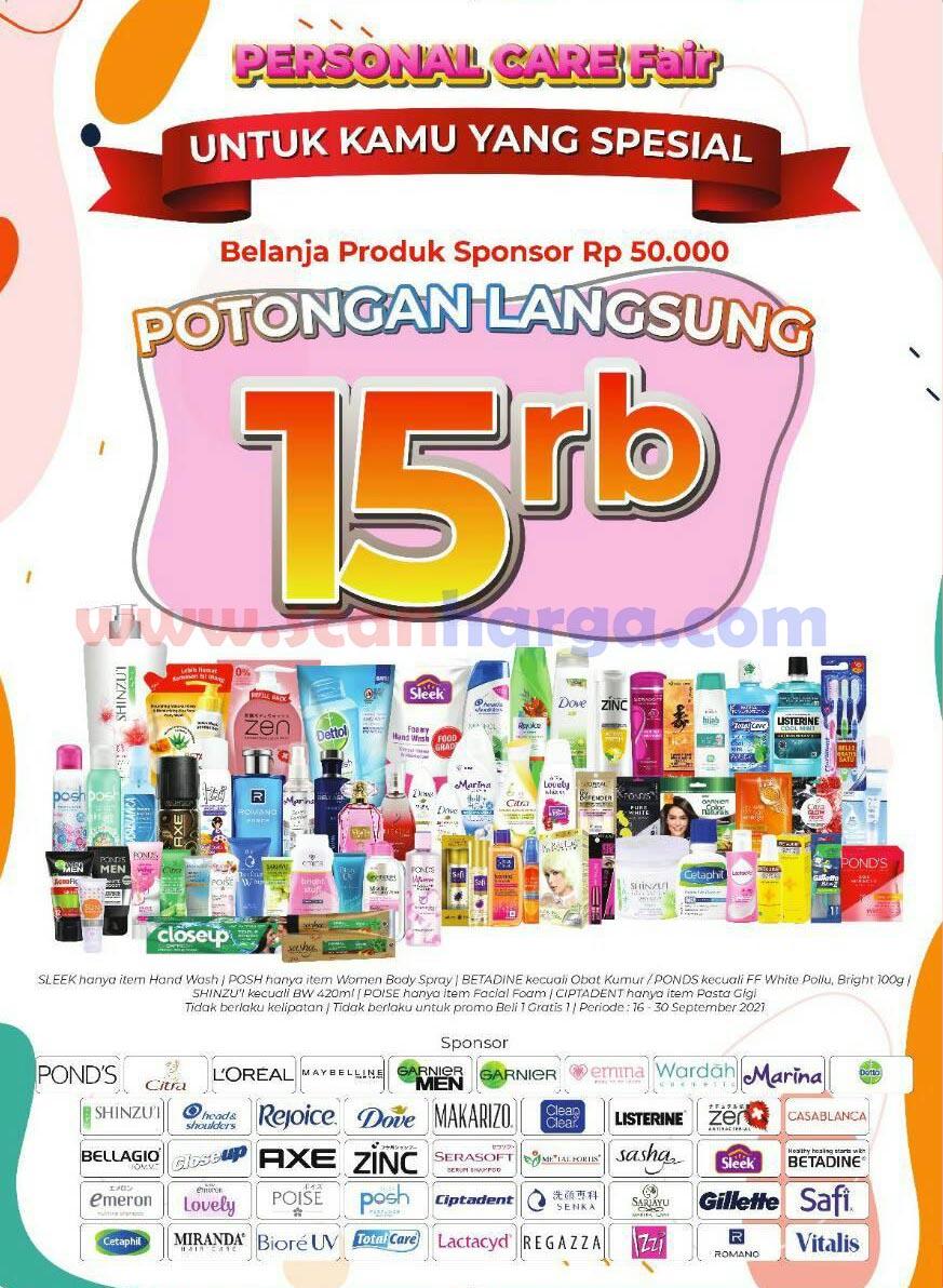 Katalog Alfamart Promo Terbaru 16 - 30 September 2021 3