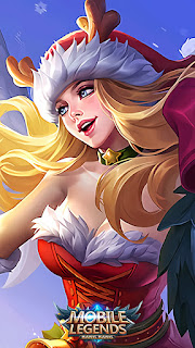 Freya Christmas Carnival Heroes Fighter of Skins V2