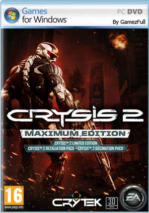 Crysis 2: Maximum Edition full iso español mega y Google drive