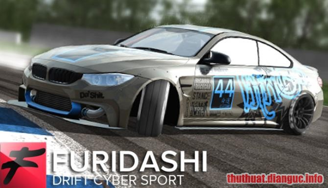 Download Game FURIDASHI: Drift Cyber Sport Full Crack