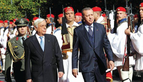 Το δόγμα Ερντογάν και οι αποφυλακίσεις
