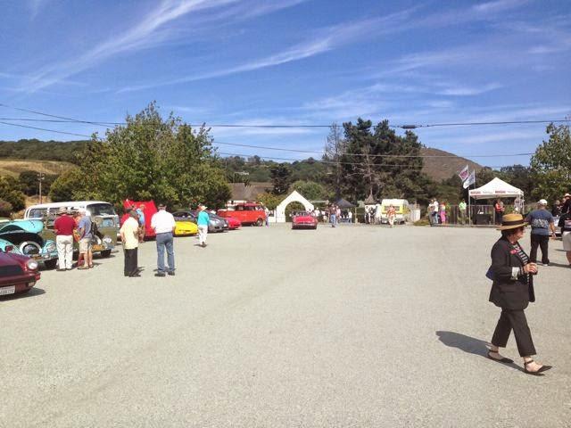 Monterey Car Week, Tuesday Aug. 11,2014 | World Traveling