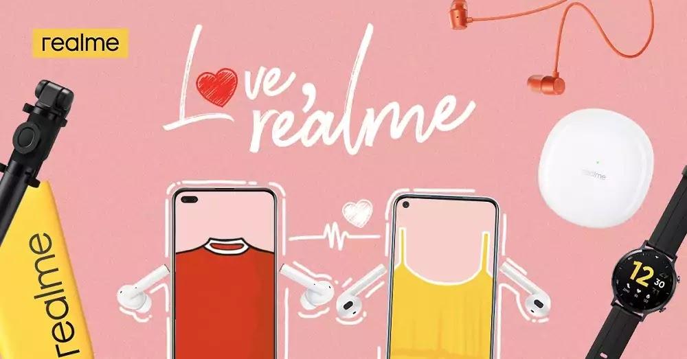realme Valentine's Day
