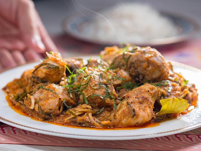 Resepi Ayam Rendang Kelantan