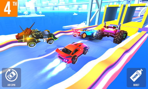 SUP Multiplayer Racing Mod Apk Android