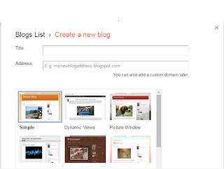 Cara Membuat Sebuah Blog Dengan Cara Yang Sangat Mudah Dipahami