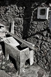 Visitar Peña García Pila de Lavar