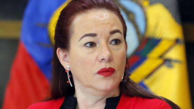 María Fernanda Espinosa juicio politico