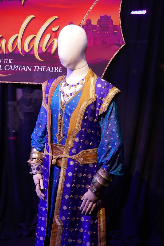 Will Smith Genie costume Aladdin