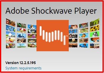 Download Shockwave Player
