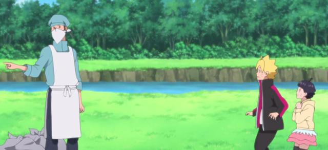 Boruto 127: Semakin Lama Anime Semakin Tak Bermutu?