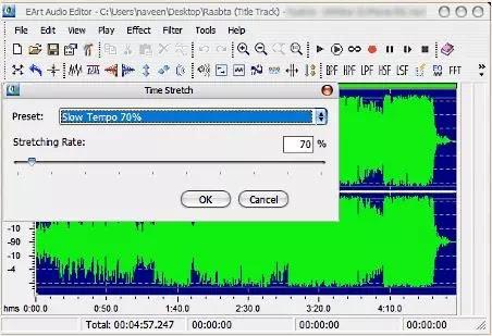 Software Untuk Mengubah Kecepatan Audio-6