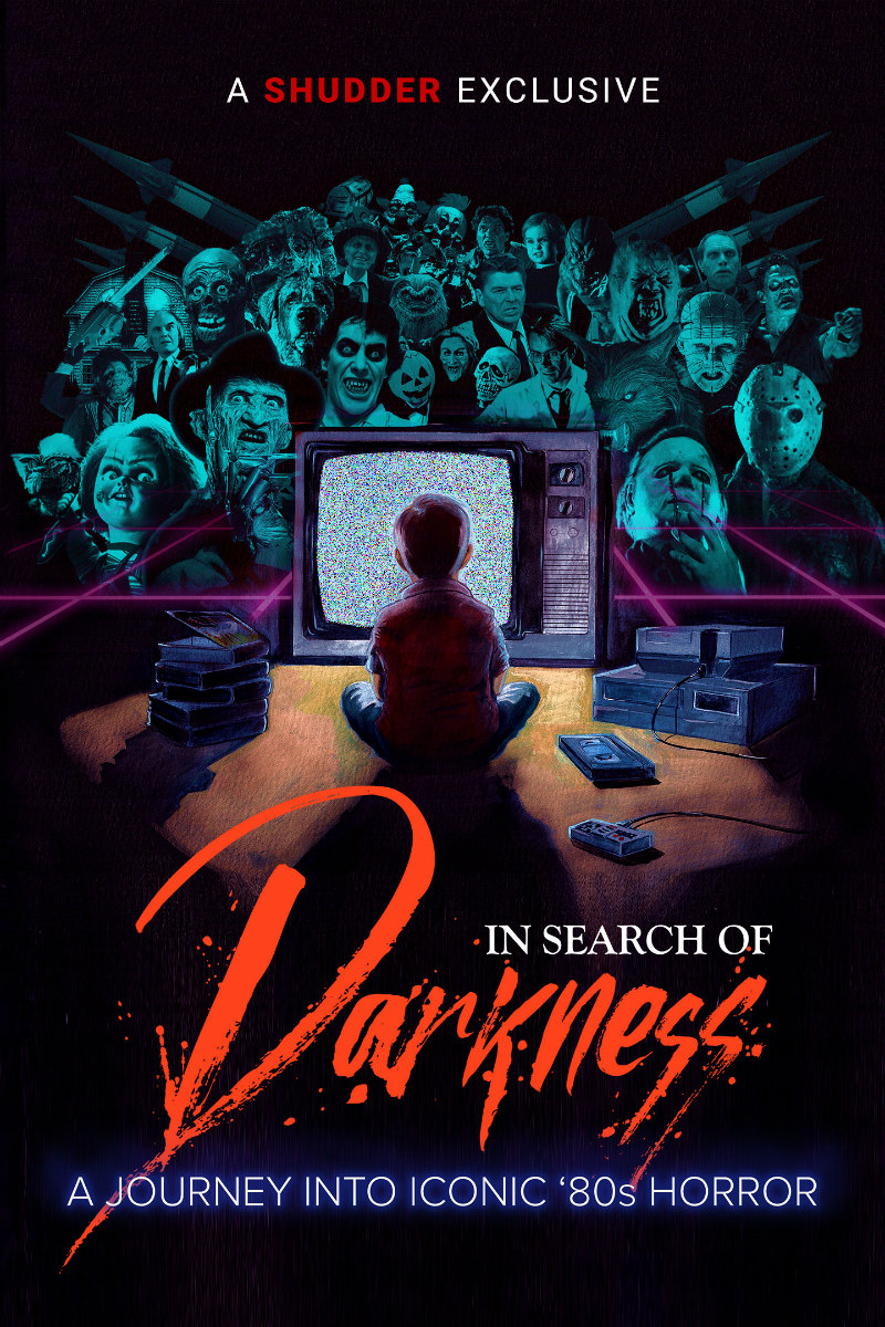 In Search of Darkness poster