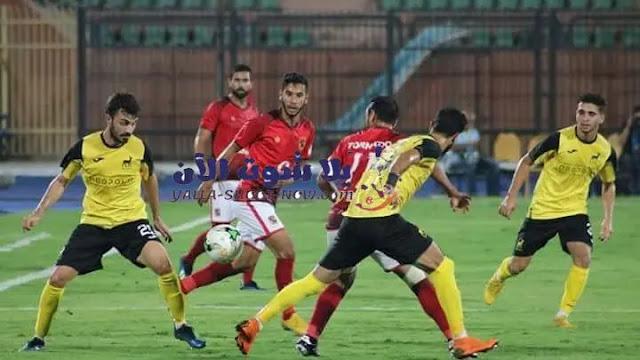 يستعد النادي الاهلي لمباريات دوري ابطال افريقيا من خلال مباريات تحضرية في