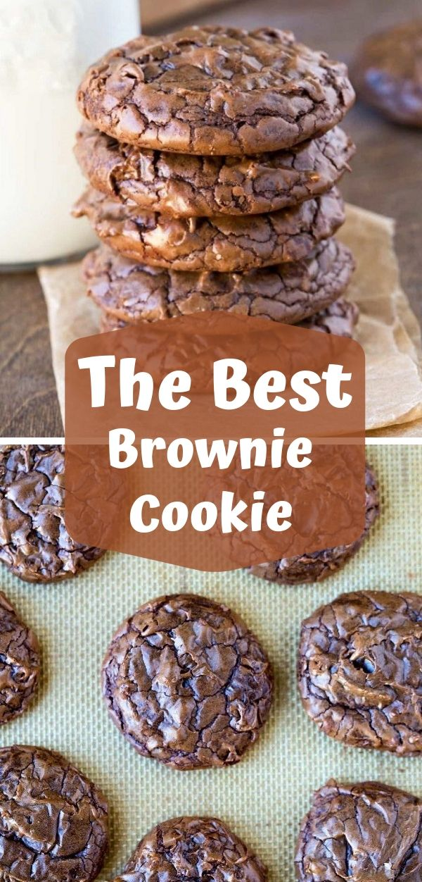 The Best Brownie Cookie | Cookie Recipes Chocolate Chip, Cookie Recipes Easy, Cookie Recipes Christmas, Cookie Recipes Keto, Cookie Recipes From Scratch, Cookie Recipes Sugar, Cookie Recipes Peanut Butter, Cookie Recipes Best, Cookie Recipes Unique, Cookie Recipes Oatmeal, Cookie Recipes Healthy, Cookie Recipes Lemon, Cookie Recipes M&m, Cookie Recipes Monster, Cookie Recipes Simple, Cookie Recipes Shortbread, Cookie Recipes No Bake, Cookie Recipes Fall, Cookie Recipes Homemade. #cookie #brownie